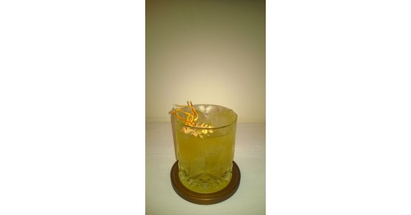 Iroka cocktail