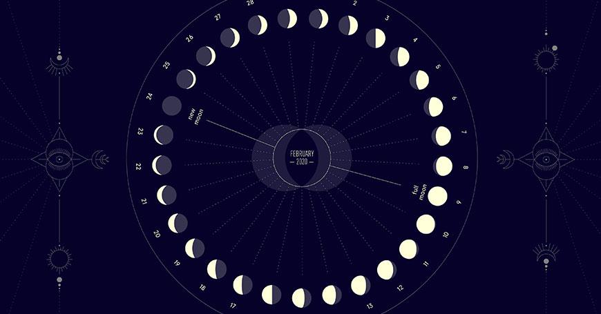 Nuovo calendario lunare: come usarlo e come influenza la nostra vita