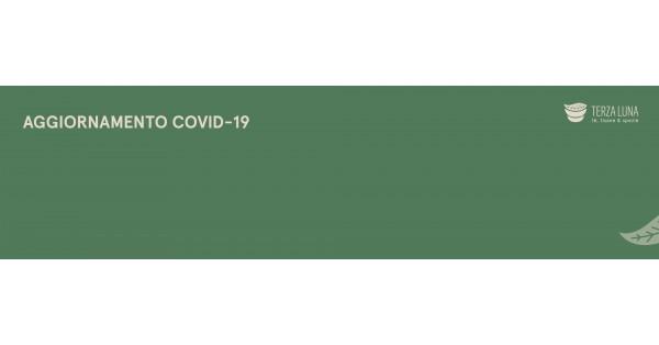 Informazioni sulle spedizioni COVID -19