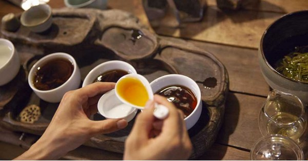 Dolci tipici natalizi e accostamenti con tè: Panettone, Pandoro e...Cartellate