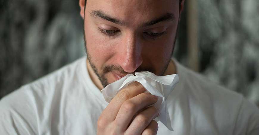 Infusi contro il raffreddore, mal di gola e tosse