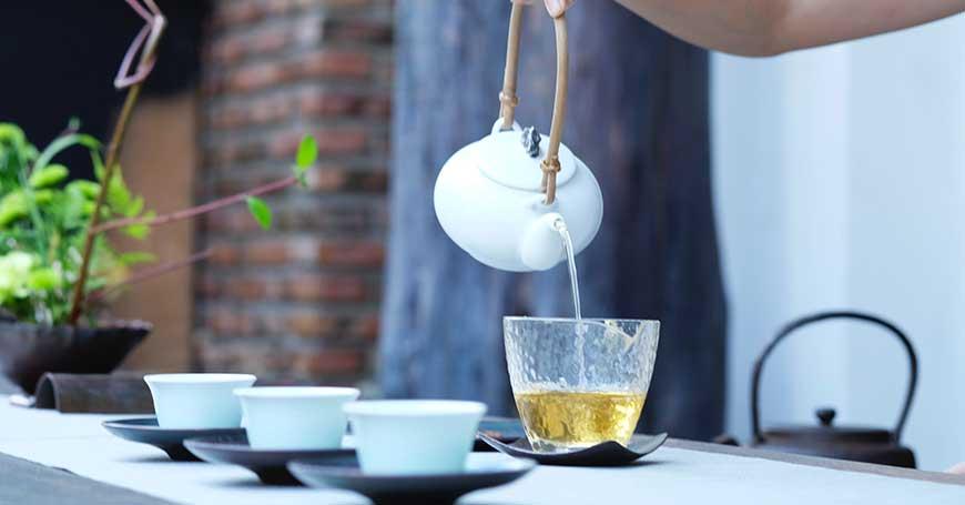 Preparazione del tè: Come fare la tazza perfetta!