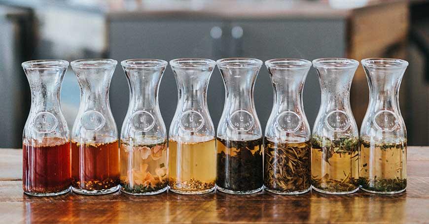 Tipi di Tè: Scopriamo tutte le varietà di tè, differenze e proprietà