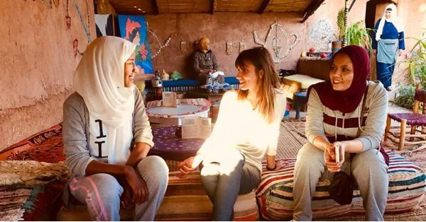 Viaggio nel Deserto del Sahara alla scoperta di Tawesna