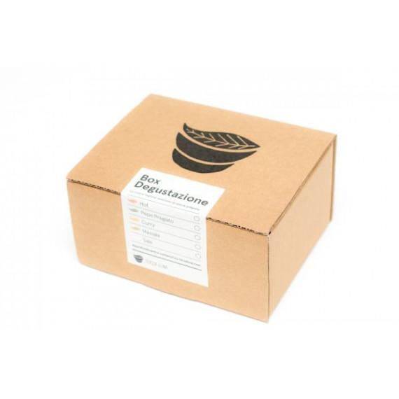 Box degustazione di tè puri