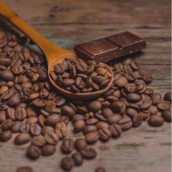 Caffè Mandorle, cioccolato e ciliegia