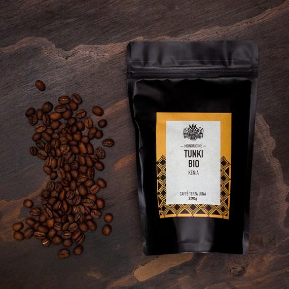 Caffe' monorigine Tunki Bio