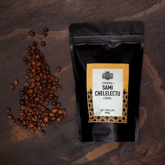 Caffè monorigine Etiopia Sami chelelectu