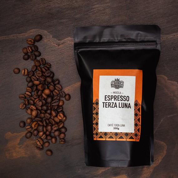 Miscela espresso Terza Luna