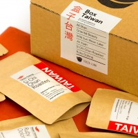 Box degustazione Taiwan