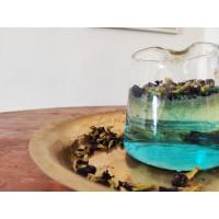 butterfly pea flower il tè blu