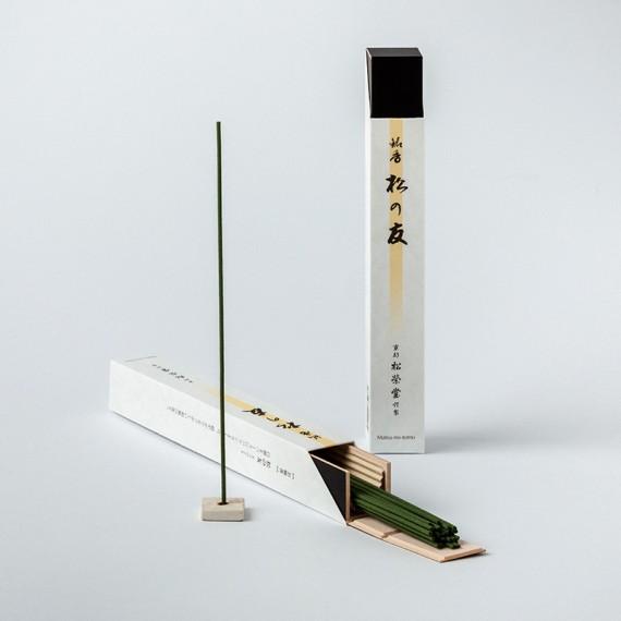 Incenso giapponese premium Matsu no tomo