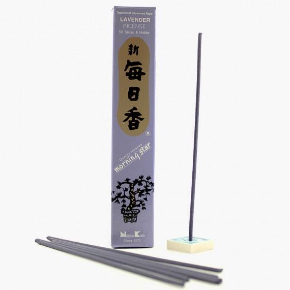 Lavanda incensi giapponesi Morning Star