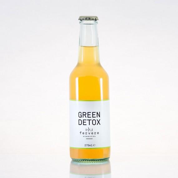 Kombucha Green detox (12 Pezzi)