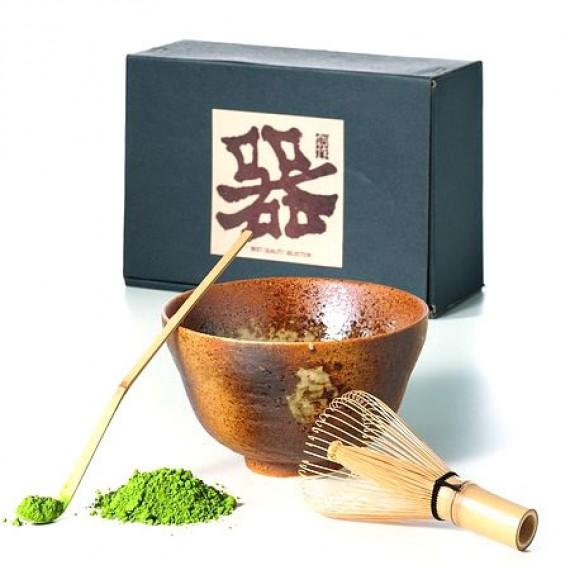 Matcha Set (Cha No Yu)
