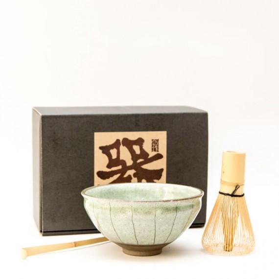 Set per la cerimonia del tè giapponese (Cha No Yu)
