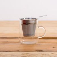 Filtri in acciaio Inox S,M,L per tazze o teiere