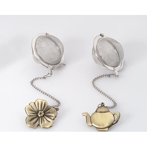 """Filtro da tè """"Teapot"""" o """"Flower"""""""
