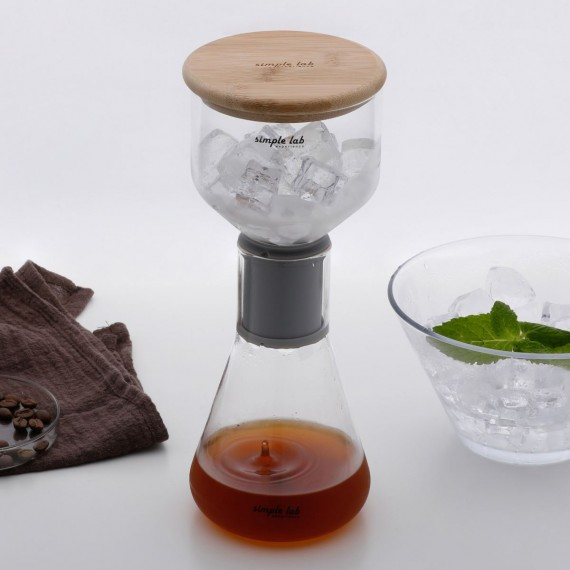 Ice cold brew per tè o caffè