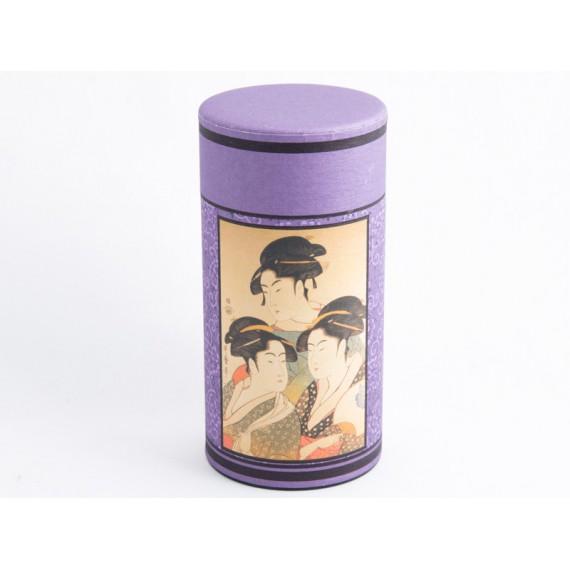Scatola da tè Utamaro