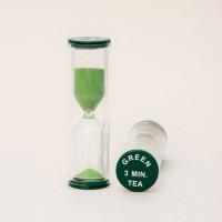 Clessidre per misurare il tempo di infusione tè verdi