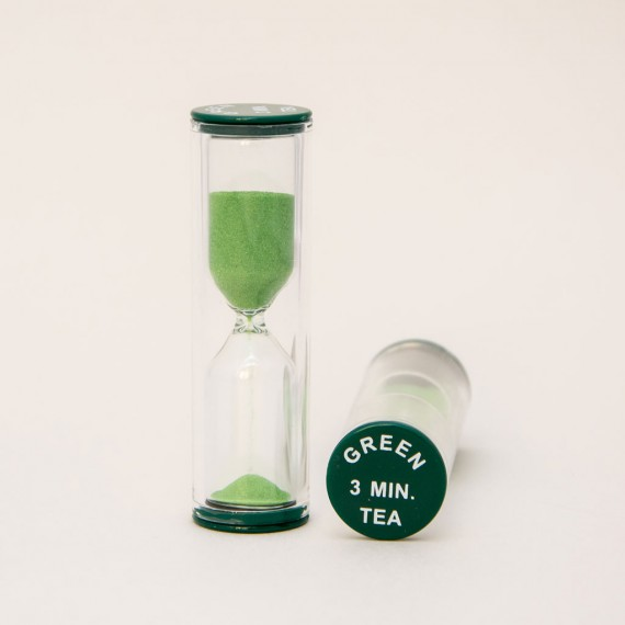 "Clessidra per tè verdi ""green"""