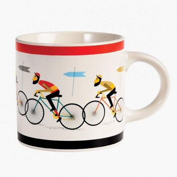 Tazza da tè o da caffè Bicycle