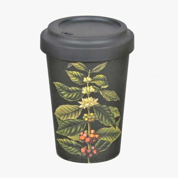 Tazza in bambù Caffè