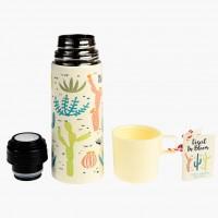 Thermos da tè Deserto in fiore