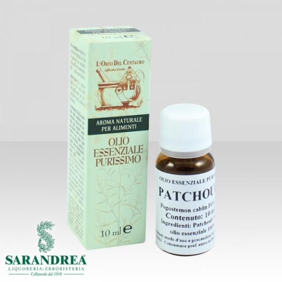Olio essenziale Patchouly