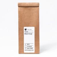 Tè Nero Con Bacche Di Goji