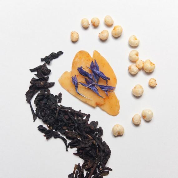 Vaniglia, Quinoa e Mandorle