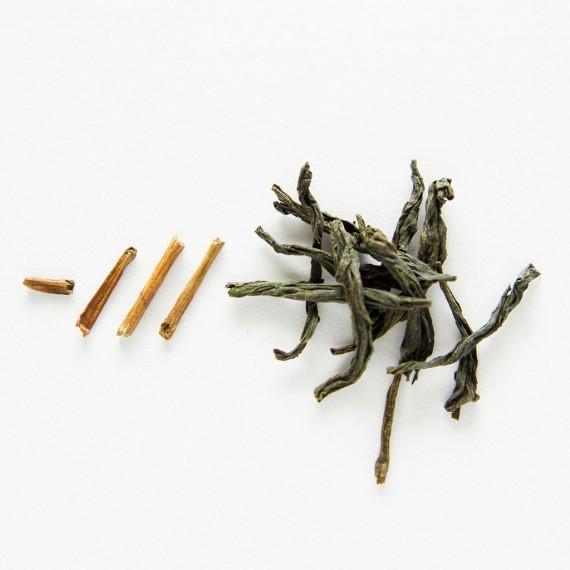 Yakushima tè nero giapponese bio