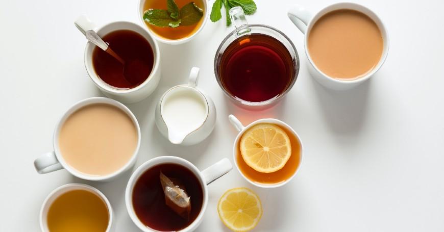 quanto tè bere