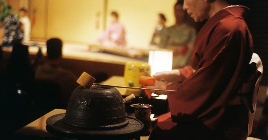 cerimoniale del tè