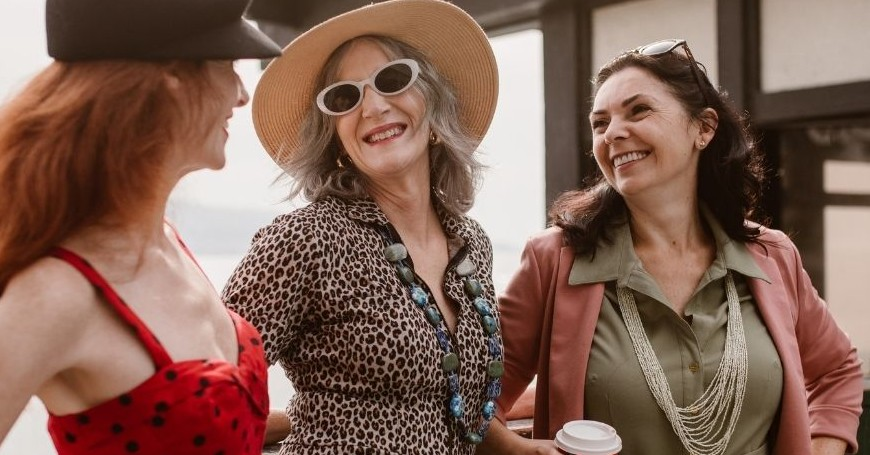 donne senza sintomi grazie ai rimedi naturali per la menopausa