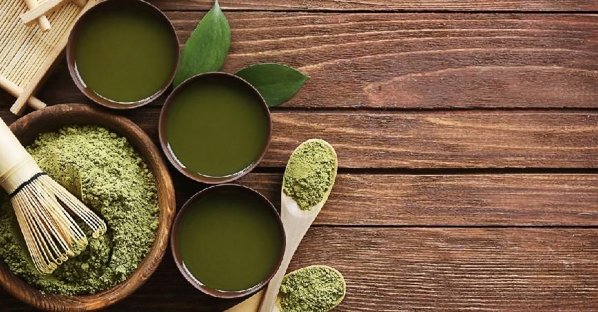 tè verde menopausa