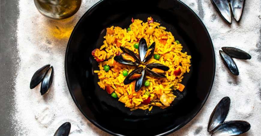 Ricetta paella con pimenton