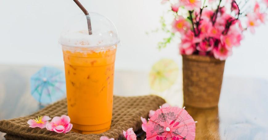 tè thailandese freddo