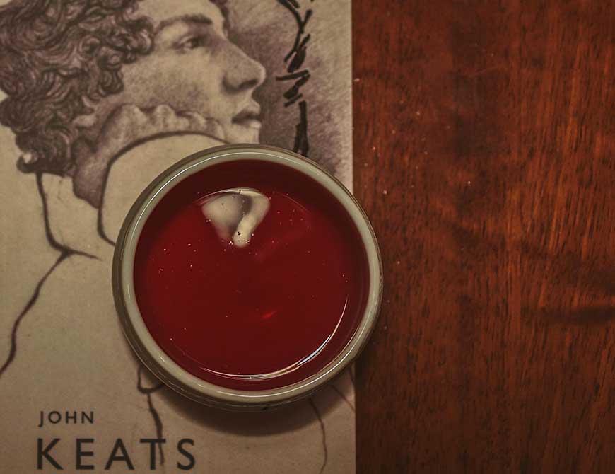 tazza di tè verde giapponese sun rouge