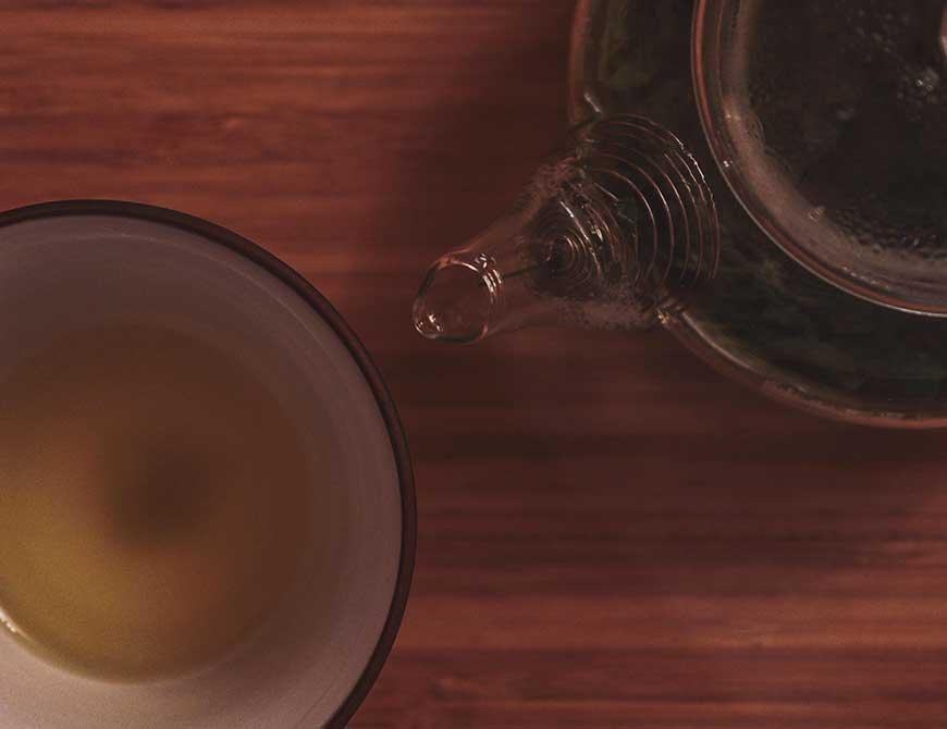 tè verdi giapponesi
