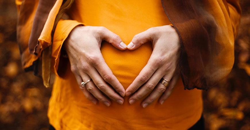 erbe e tisane per la gravidanza